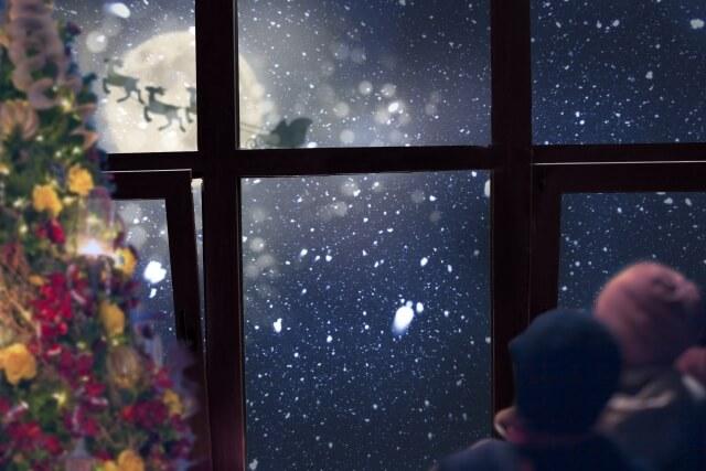 クリスマスカード例文